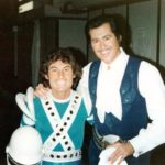 Stan Rodarte and Wayne Newton