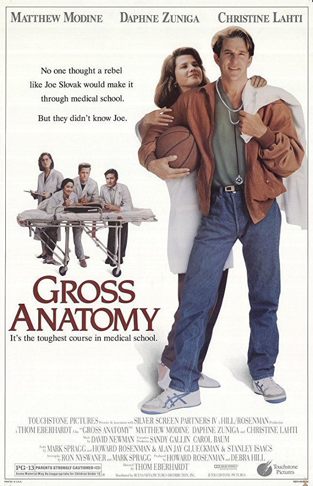 Gross Anatomy 1991